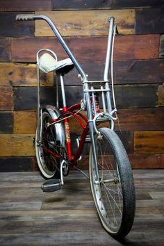 Vintage Bike Seat