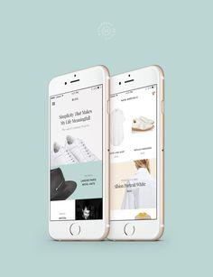 Monobrand iOS by Alexey Rybin