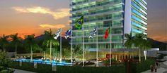 Imobiliária Rio de Janeiro: LANÇAMENTO HOTEL PESTANA RIO BARRA - RIO DE JANEIR...