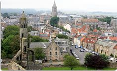 St Andrews & the Fishing Villages of Fife 1-Day Tour. Rabbie's recommend this tour for those who love coastal scenery, big white sandy beaches and all the royal history of St. Andrews, home of Golf and Scotland's oldest University. There's time for shopping too!