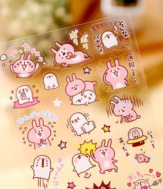 Cheap stickers diary decorative, Buy Quality diary stickers label directly from China decoration scrapbooking stickers Suppliers: New Arrival Fresh Style Various Kanahei Decorative Sticker Diary Album Label Sticker DIY Scrapbooking Stickers Escolar Kawaii Pens, Kawaii Stickers, Cute Stickers, Japanese Stationery, Kawaii Stationery, Stationery Items, Cute Stationary, Stationary Supplies, Pen Shop