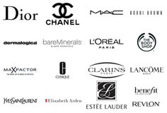 Makeup Logos | Do you recognise any of these cosmetic companies and brands below?