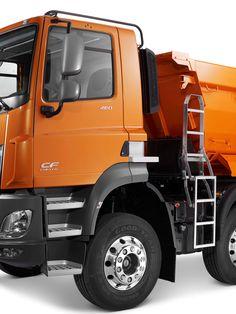 DAF new Euro 6 CF Construction Truck