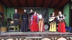 Mittelaltermarkt Loreley 2014 Ranunculus Wenn die Bettelleute tanzen
