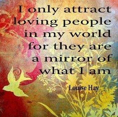 positive affirmation - Let you loving, positive attitude be mirror in your children! inspirational quotes CLICK THE PICTURE and Learn how to EARN MONEY while having fun on Pinterest