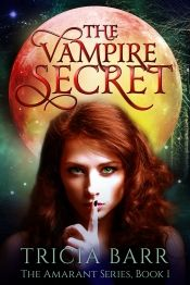 The Vampire Secret by Tricia Barr - OnlineBookClub.org Book of the Day! @OnlineBookClub