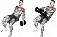 Upper chest and shoulders workout. http://www.weightlossjumpstars.com/types-of-exercise-to-lose-weight/
