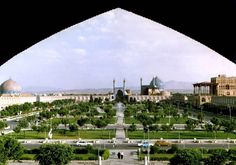 Meidan Emam (Naghsh-e-Jahan) http://iranparadise.com/en/gallerygroup/gallery/9