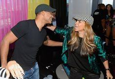 Will Smith and Ex-Wife Sheree Buchanan at the 22nd Birthday Party of Their Son Trey Smith
