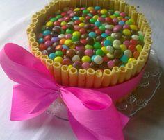 domowa cukierenka: podwójnie czekoladowy tort urodzinowy