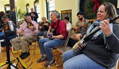 NEW BEDFORD — Old-time fiddle music would be the last thing one expects to hear at the Groundworks! business incubator at the old vocational Music Instructor, New Bedford, Organizers, Holiday Parties, Breakup, Dancing, Business, Celebrities, Party