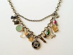 There is a super cool announcement at the end of the post but don'tscroll downand miss the post. Read through and then get all excited. Or you can scroll down and get all excited and then scroll back up and read this tutorial. Either way works for me. ;) It's time for another Anthro Necklace …