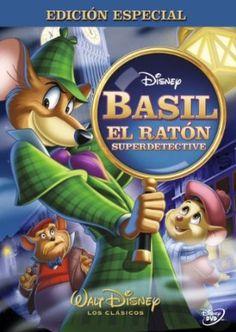 A finales del siglo XIX, Basil, el Sherlock Holmes del mundo de los ratones tiene que enfrentarse a su eterno enemigo: el profesor Ratigan. La aventura comienza cuando una jovencita es raptada por el villano Ratigan. Entonces Basil y sus inseparables amigos, el Dr. Dawson y Tobi, se embarcarán en una apasionante misión de rescate