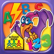 Alphabet & Numbers 1-100 Flash Action  By School Zone Publishing  View More By This Developer  Open iTunes to buy and download apps.