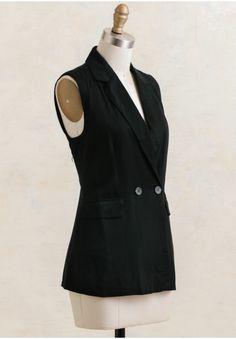 Broadway Plaza Vest | Modern Vintage Vests | Modern Vintage Jackets & Coats | Modern Vintage Clothing | Ruche