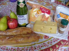 Recipe Shoebox: Cheese Fondue