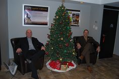 Hanging out with the Mayor! Hanging Out, Christmas Tree, Group, Holiday Decor, Creative, Home Decor, Teal Christmas Tree, Decoration Home, Room Decor