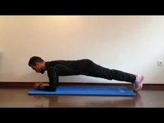 Exercice de gainage pour perdre du ventre - YouTube