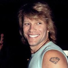 Jon Bon Jovi - This smile! Bon Jovi Pictures, Bon Jovi Always, Jon Jon, My Superman, Good Smile, Jon Bon Jovi, Most Beautiful Man, Celebs, Celebrities