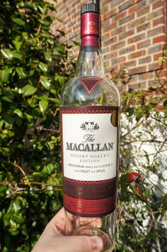 041 - The Macallan Whisky Maker's Edition