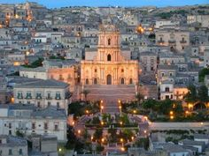 Modica, Sicily ✈✈✈ Don't miss your chance to win a Free International Roundtrip Ticket to Palermo, Italy from anywhere in the world **GIVEAWAY** ✈✈✈ https://thedecisionmoment.com/free-roundtrip-tickets-to-europe-italy-palermo/
