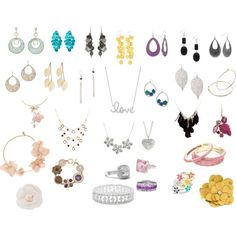 Soft Gamine jewellery tends to be more the teardrop shapes by the look whearas FG seems anlged.