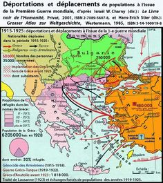 Population exchanges between Greece and Turkey after World War I and the Greco-Turkish War Greek History, European History, World History, Ancient History, In Ancient Times, Thing 1, Historical Maps, Eastern Europe, World War I