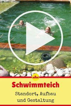 Pools Waren Gestern, Ein Schöner Schwimmteich Verspricht An Heißen  Sommertagen Genauso Erfrischende Akühlung Und Fügt
