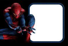 Spiderman Kids Frame Transparent