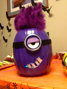 Minion Pumpkins                                                       …