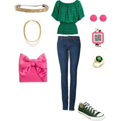 Sailor Jupiter, created by sinraeyan on Polyvore