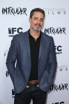 Actor Victor Webster attends the premiere of IFC Midnight's 'Intruder' at Regency Bruin Theater on June 15 2016 in Westwood California