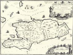 Map of Hispaniola - Hispaniola - Wikipedia, the free encyclopedia