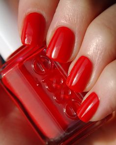 Nail Polish of the Moment: Essie Lollipop. One of my all time favorites!