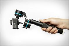 Steady Your GoPro Shots With a Handheld Steady Gimbal