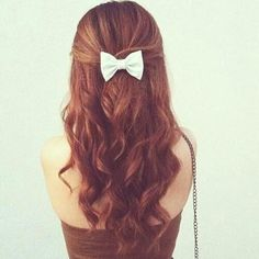 Simple hairstyle for all kinds of hair