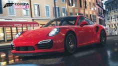Porsche Coming to Forza Horizon 2, Forza Motorsport 6