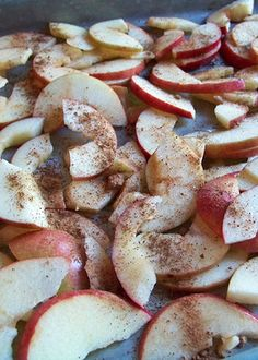 How to Make Homemade Baked Apple Chips
