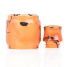 BLITZ RESIN EXPANSION TUBE SET FOR SMOK TFV8 & TFV12 — VAPE SHOP Drip Tip, Vape Shop, The Expanse, Tube, Resin