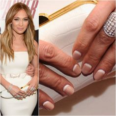 French Nail Designs for Christmas: French Nail Designs Jennifer Lopez Hipsterwall ~ frauenfrisur.com Nails Inspiration