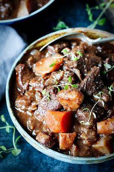 Scottish Beef Stew -