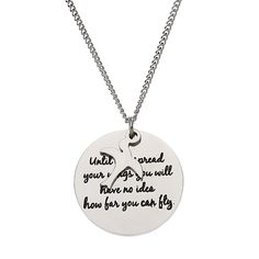 You are Braver Than You Believe for Mom Daughter Jewelry 18K Gold Plated Gifts Necklace Name for Wife to My Elsa Always Remember That Mommy Love You