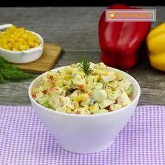 Vegetarian Recipes, Cooking Recipes, Healthy Recipes, Food Carving, Good Food, Yummy Food, Health Dinner, Russian Recipes, Salad Recipes
