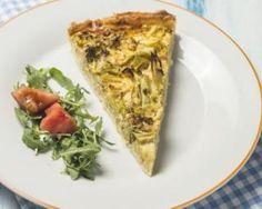 Quiche minceur au brocoli et à la courgette de maman : http://www.fourchette-et-bikini.fr/recettes/recettes-minceur/quiche-minceur-au-brocoli-et-a-la-courgette-de-maman.html