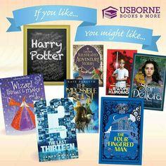 Usborne Books Harry Potter