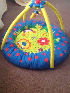 Baby activity play mat