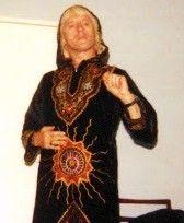 Satanic ritual abuse - UK's worst pedophile Jimmy Savile in satanic robes