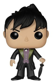 Funko POP TV: Gotham - Oswald Cobblepot Action Figure. Stands 3 3/4 Inch. Check out the other POP figures from Funko!. Collect them all!.