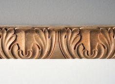 Classic Acanthus-Leaf Moulding