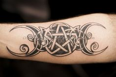 triple goddess tattoo - Google Search